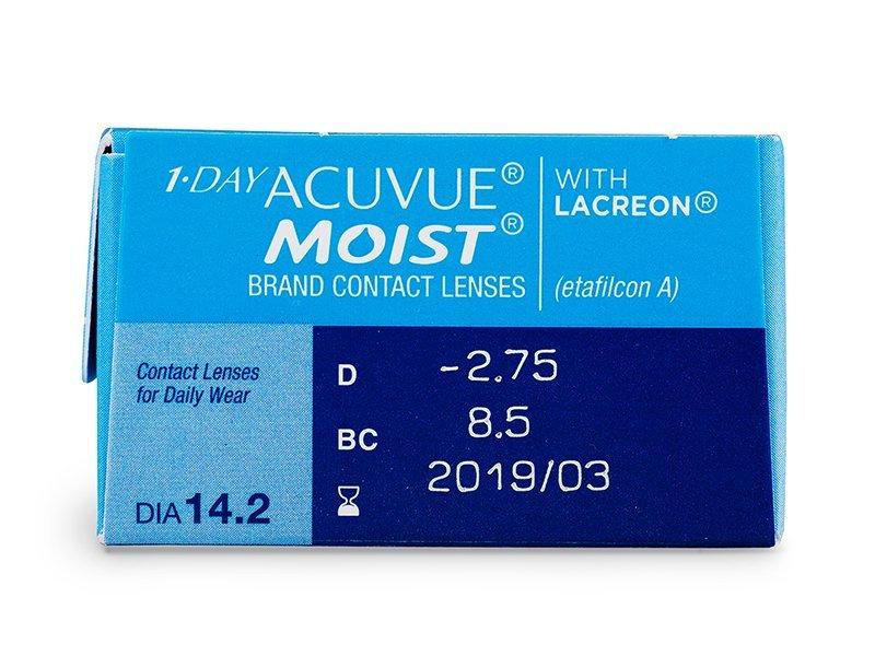 1 Day Acuvue Moist (30db lencse)