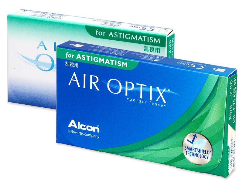 Air Optix for Astigmatism (3db lencse)