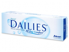Focus Dailies All Day Comfort (30 db lencse)