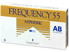 Frequency 55 Aspheric (6db lencse)