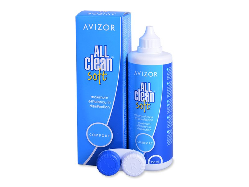 Avizor All Clean Soft ápolószer 350 ml