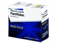 PureVision Multi-Focal (6 db lencse)