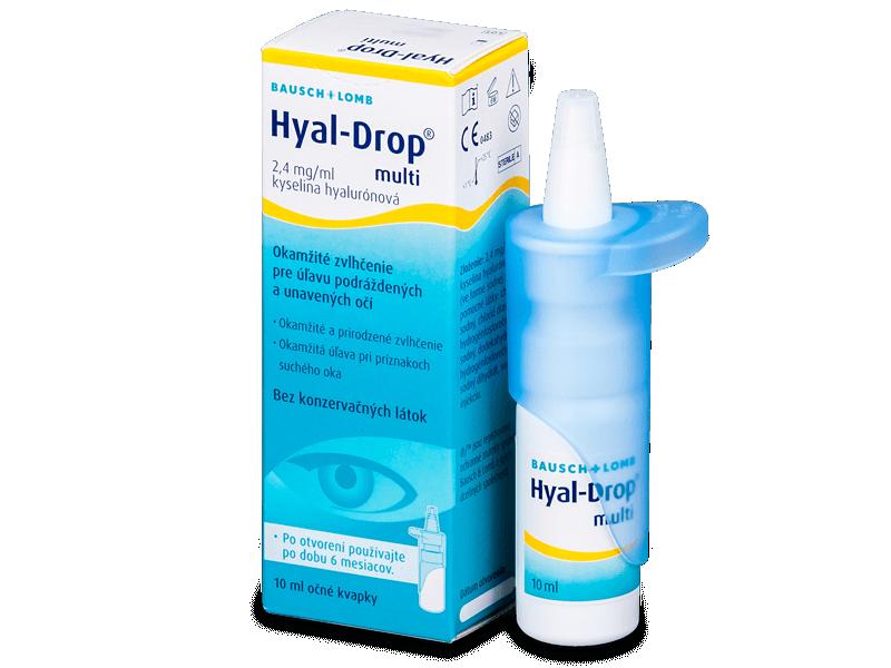 Hyal-Drop Multi szemcsepp 10ml