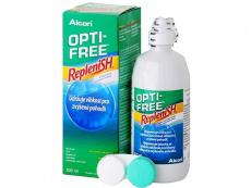 OPTI-FREE RepleniSH  kontaktlencse folyadék 300ml