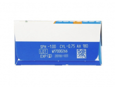 SofLens Daily Disposable Toric (30 db lencse)