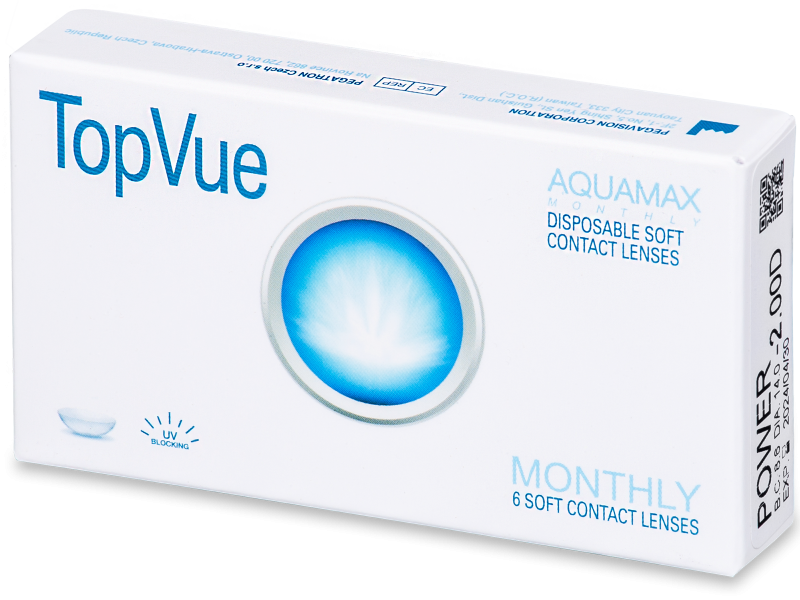 TopVue Monthly (6db lencse)