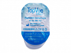 TopVue Daily (30db lencse)