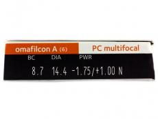 Proclear Multifocal (6db lencse)